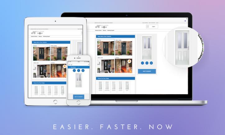 Hallmark Now Composite Door Designer