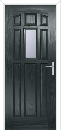 anthracite grey doors