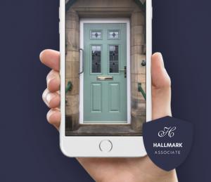 composite doors - hallmark associate