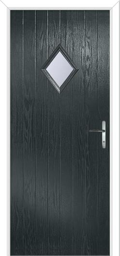 new grey external doors