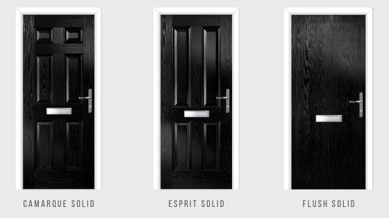 composite fire door designs