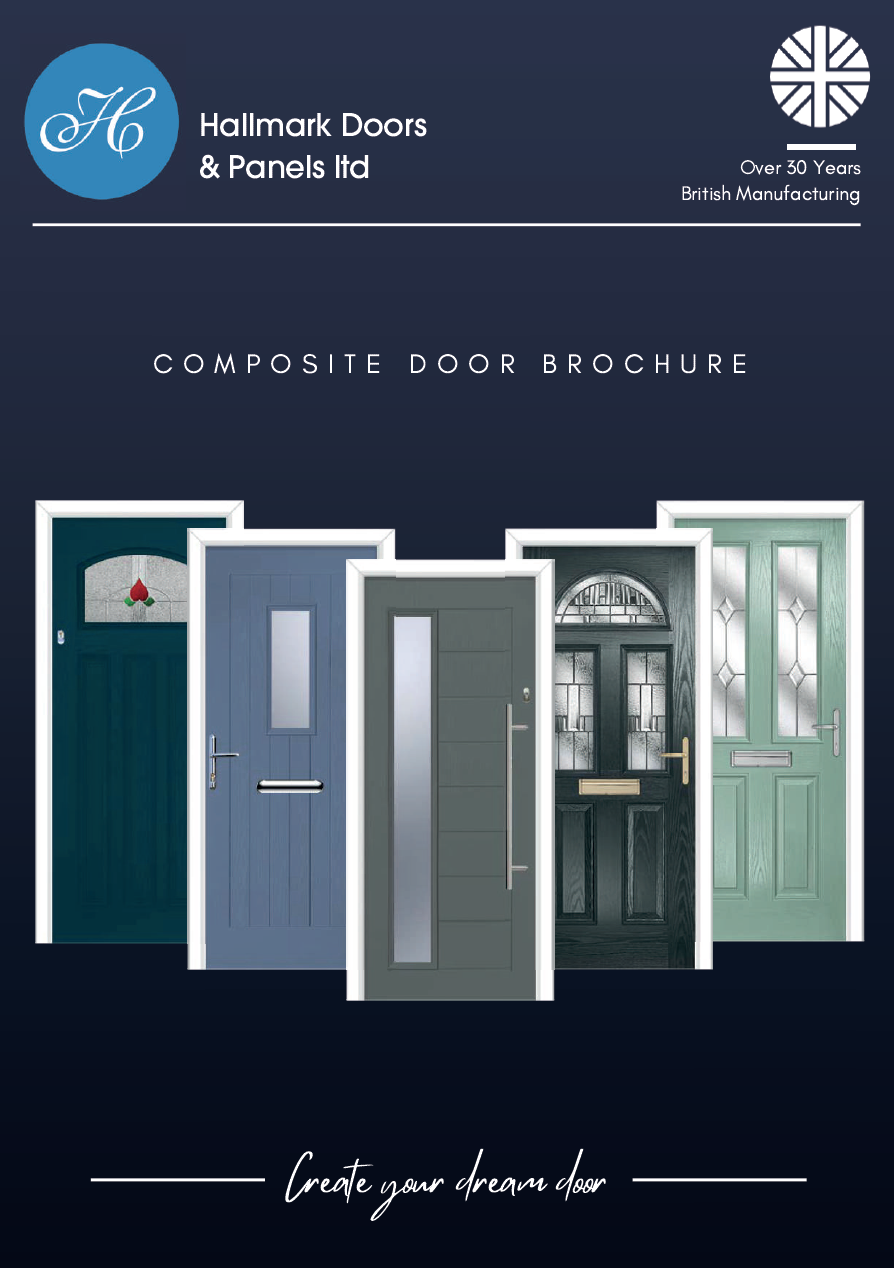 Composite Door Cover