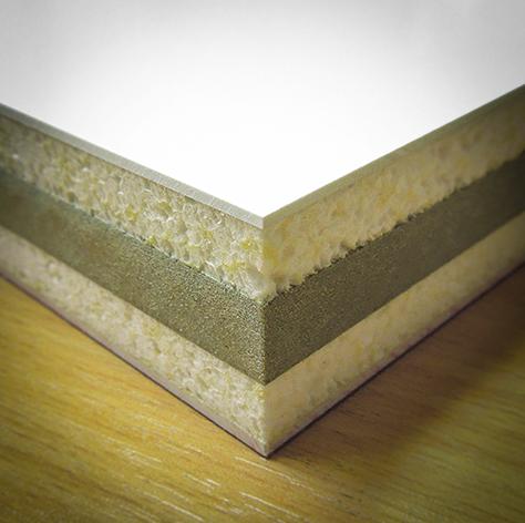 UPVC PVCU Flat Panel