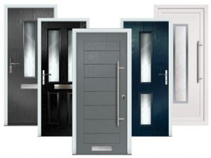 composite doors - hallmark now