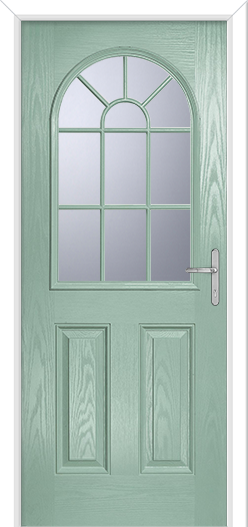 Chartwell Green Door With Georgian Bar Bar
