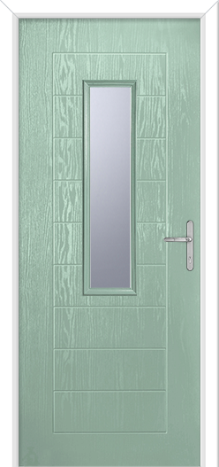 Modern Chartwell Green Door
