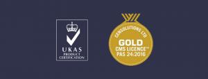 UKAS - PAS 24:2016 - Gold