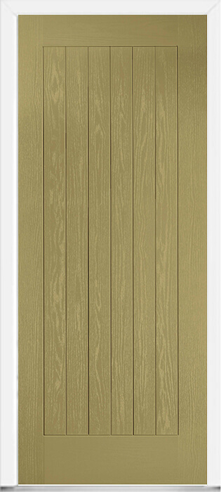 Olive Composite Doors