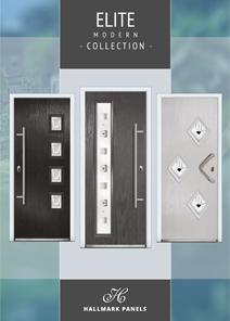 Quality Composite Front Doors Hallmark Panels Ltd